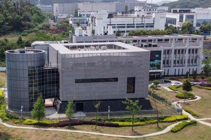 El Centro de Cultivo de Virus del Instituto de Virología de Wuhan es objeto de sospechas (Héctor Retamal/ AFP)