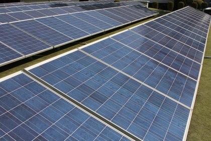 Las celdas solares convierten los rayos del sol en energía eléctrica  Foto: Enrique Ordíez / Cuartoscuro