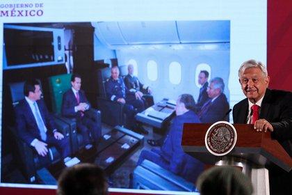 Peña Nieto realizó 83 viajes al extranjero que costaron a los mexicanos más de 313 millones de pesos (FOTO: GALO CAÑAS /Cuartoscuro)