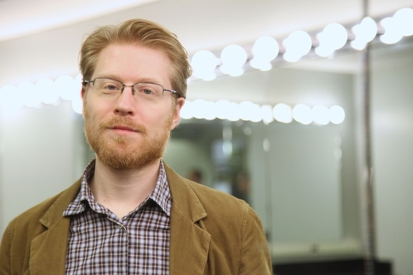 El actor Anthony Rapp (Omar Tobias Vega/Getty Images)