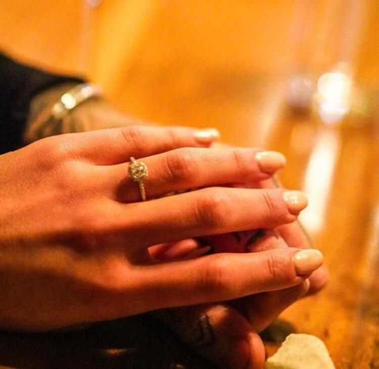 El anillo tendría un costo de entre 35.500 y 69.500 dólares (Foto: Instagram)