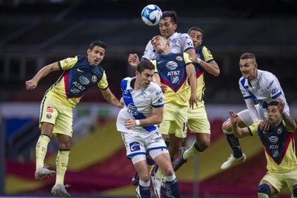 Puebla es un equipo equilibrado, en la parte alta de la tabla de anotaciones con 25 y una diferencia de 11 tantos a favor (Foto: Cortesía/ Club Puebla)