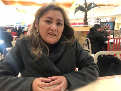 Bertha Galicia relató lo difícil que fue viajar a otra ciudad para recibir tratamiento oncológico. (Crédito: Armando Ríos).