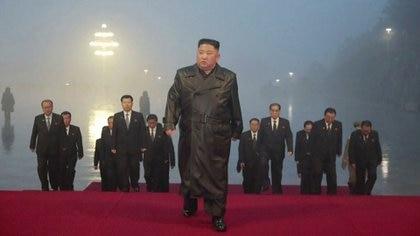 Kim Jong-un, el dictador norcoreano (Imagen de archivo)