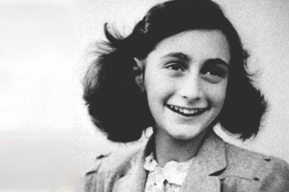 Ana Frank (Archivo)