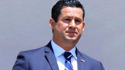 Diego Sinhue, gobernador de Guanajuato  (Foto: especial)