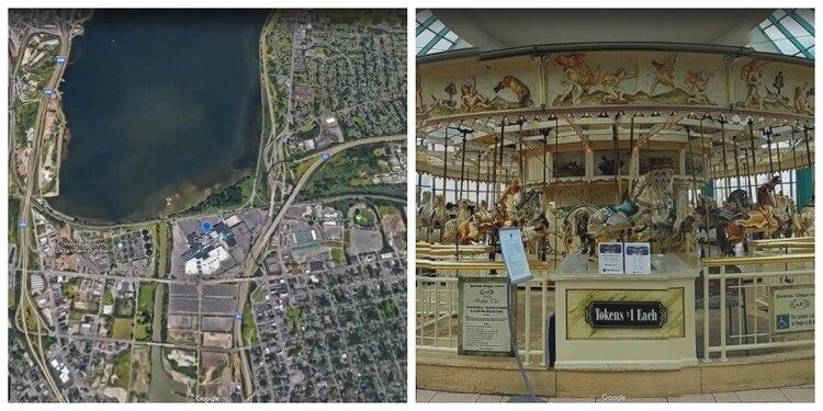 Google Earth (Foto: Captura de pantalla)