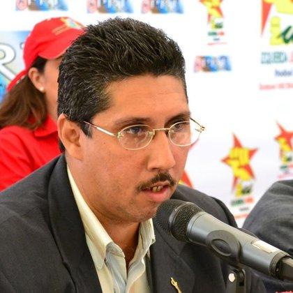 Félix Velásquez es el coordinador de Izquierda Unida