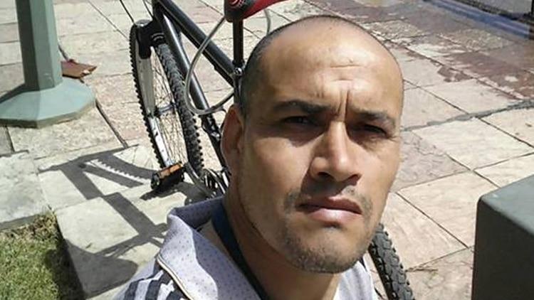 El ciclista asesinado