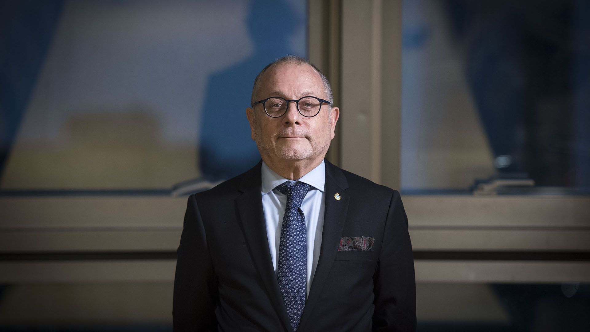Jorge Faurie, ex canciller de la Nación (Guille Llamos)