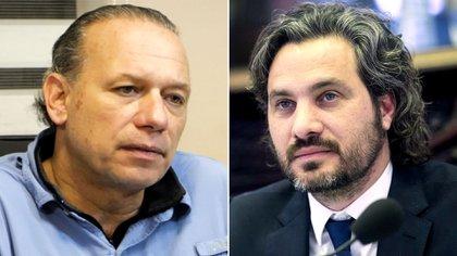 Berni vs Cafiero: nuevo enfrentamiento en el poder político