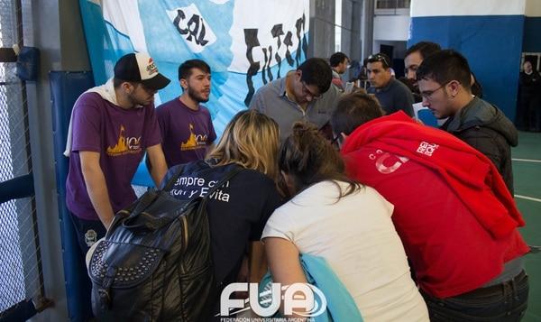 La FUA celebró el 30° Congreso Ordinario en la Universidad Nacional de Rosario