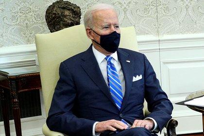 President Joe Biden.  Reuters / Tom Brenner
