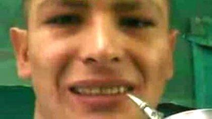 Federico Rey, el preso asesinado el miércoles pasado en Florencio Varela.