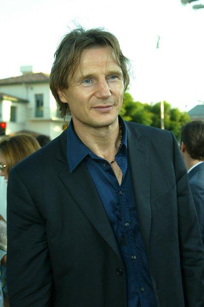 Liam Neeson amaba el boxeo pero finalmente se decantó por seguir su sueño en la actuación (Shutterstock)