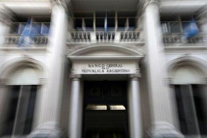Fachada del Banco Central (REUTERS/Agustín Marcarian)