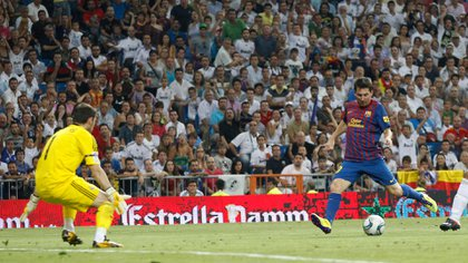 Iker Casillas fue una de las víctimas preferidas de Messi (Grosby)