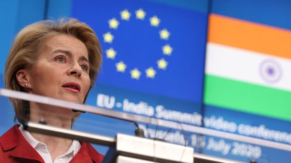 La Unión Europea relanzó las negociaciones comerciales con India para contrarrestar el poder de China