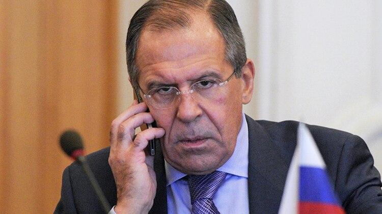 Serguéi Lavrov, ministro de Asuntos Exteriores de Rusia (AP)