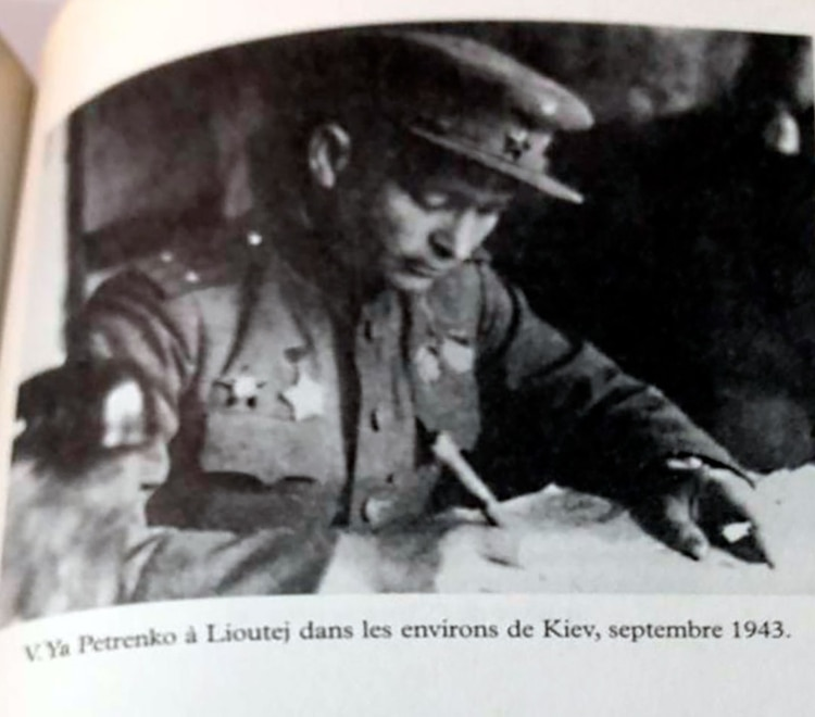 Petrenko en 1943