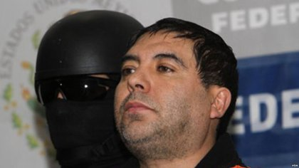 """Felipe Cabrera Sarabia, El Inge"""", líder de """"Los Cabrera""""."""