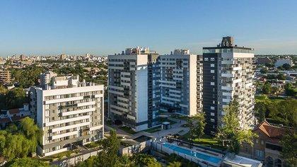 El inventario de oficinas de alta gama llega a los 180.000 m2 aproximados, lo cual representa un incremento del 4,5% en la comparación interanual