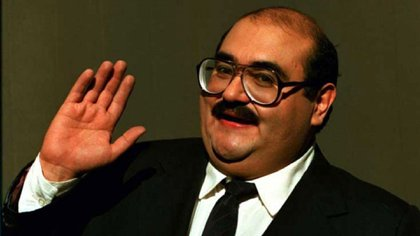 Édgar Vivar se hizo famoso como el señor Barriga