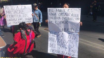 Indicaron que la zona de Tierra Blanca es insegura por conflictos de grupos paramilitares (Foto: Twitter/Rodolfodorantes)