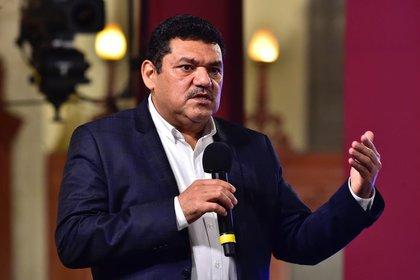 Se acusó al secretario May Rodríguez de estar recibiendo doble sueldo (Foto: Presidencia/Cuartoscuro)