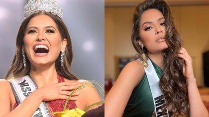 Vestido, maquillaje y peinado: quiénes fueron los responsables de Andrea Meza en Miss Universo