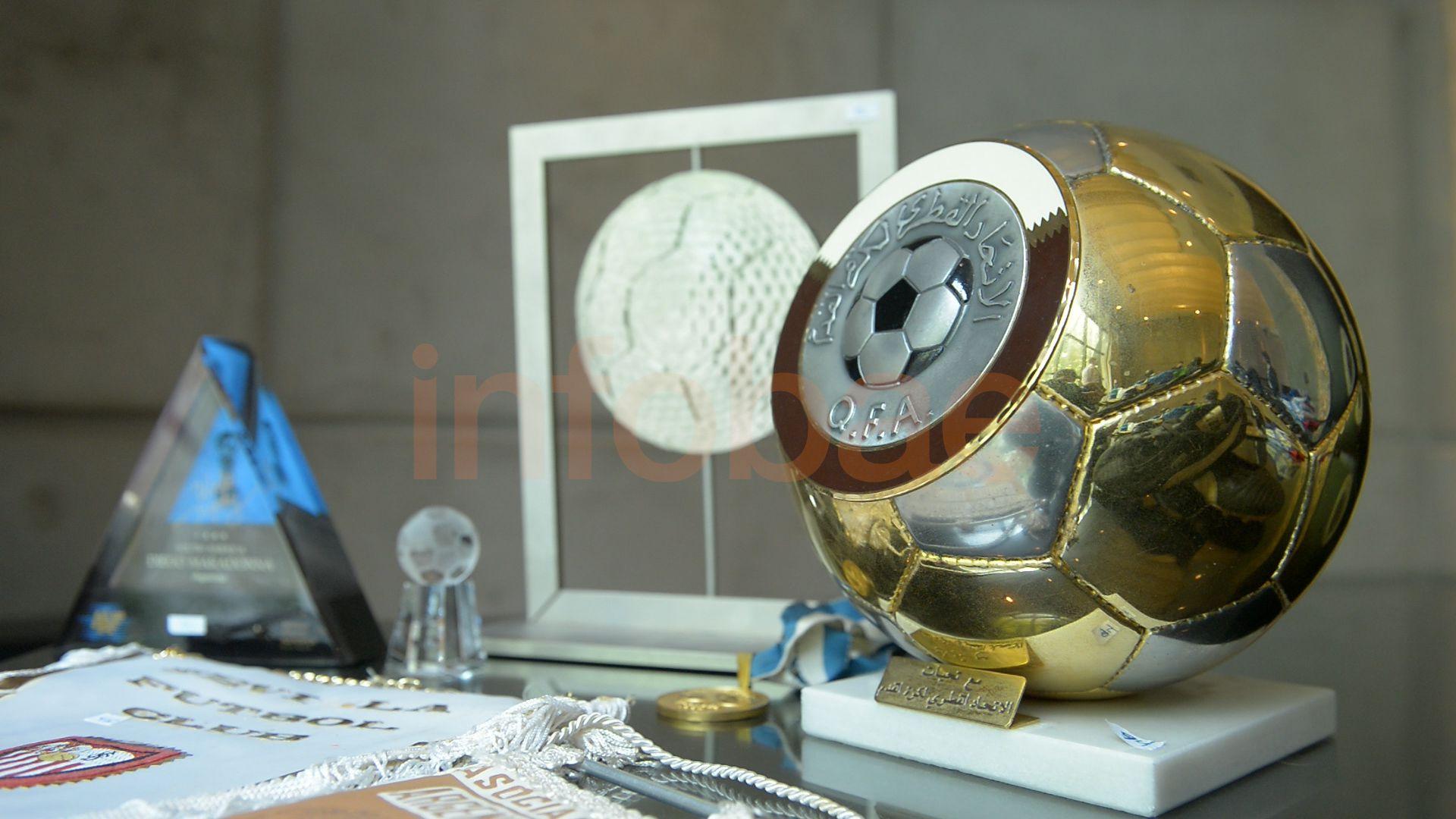 Inédito: los tesoros que contiene el museo de Diego Maradona que está en manos de Claudia Villafañe