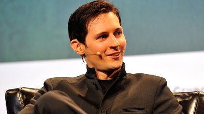 Pavel Durov, el creador de Telegram (Getty)