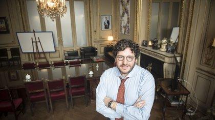 Pablo Avelluto, secretario de Cultura de la Nación (Guille Llamos)