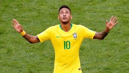 Neymar(REUTERS)