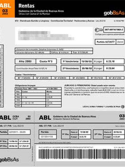 Suspenden por dos meses el ABL a los comercios no esenciales