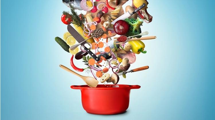 A la hora de cocinar, son muchas las opciones saludables a la mano (Getty)