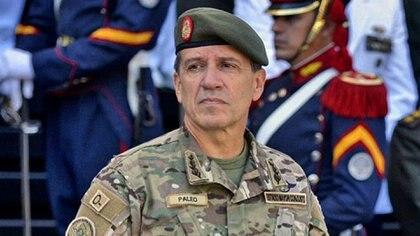 General de Brigada Juan Martín Paleo, Jefe del Estado Mayor Conjunto de las FFAA