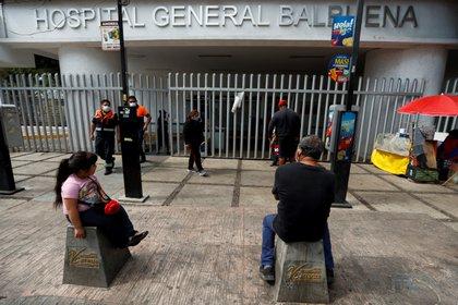 La capital mexicana registra cerca del 20% de todos los fallecimientos del país, con 23,835 decesos, además de rozar 375,000 contagios (Foto: EFE)