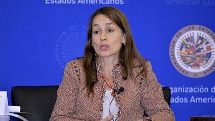 Laura Pautassi (gentileza OEA)