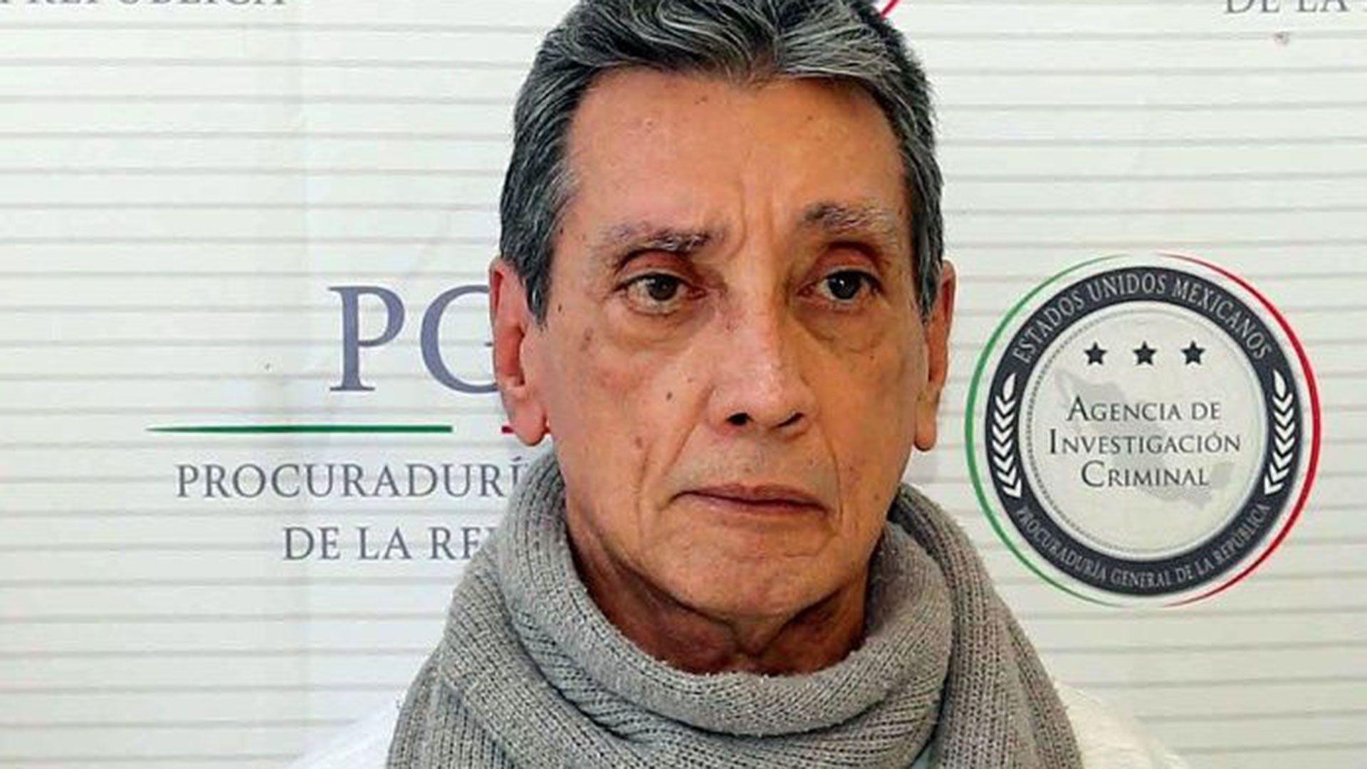 Mario Villanueva, ex gobernador de Quintana Roo preso por lavado de dinero