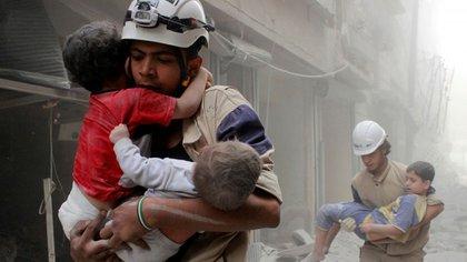 Unicef se encuentra ayudando a los niños en la zona del conflicto (Reuters)