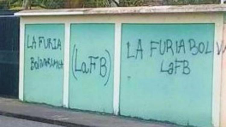 La casa de la diputada Larissa González