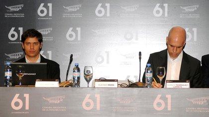 El mandatario de la Provincia se mostró cauto ante la posibilidad de reabrir algunos sectores. (Nicolás Stulberg)