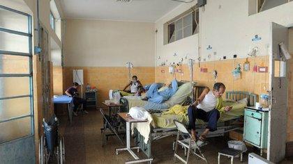 Venezuela vive la peor crisis sanitaria de su historia (Twitter)