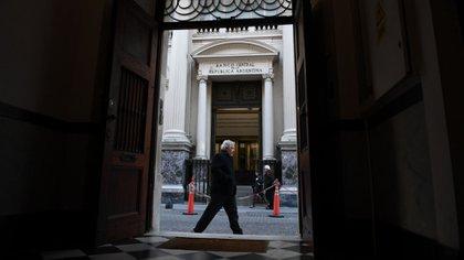 Banco Central (Maximiliano Luna)
