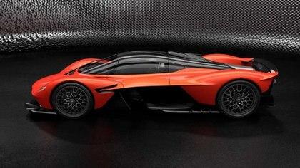 El modelo Valkyrie tendrá un motor V12 de 6,5 litros que, junto con un propulsor eléctrico, rendirá la increíble cifra de 1.176 CV