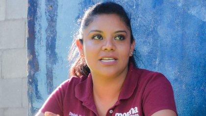 Las voces a favor del dictamen eran encabezadas por Montserrat Caballero, líder de la bancada de Morena (Foto: Facebook @MontserratCaballero.Bc)