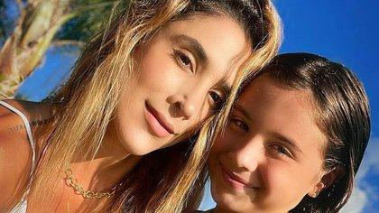 Daniela Ospina reveló que Salomé le da 'quejas' de ella a James Rodríguez y dio su opinión sobre sus exsuegras