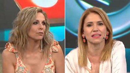 """A mí no me parece mal que diga que parezco de cristal y no soy machista"", le dijo Denise Dumas a Fernanda Iglesias"