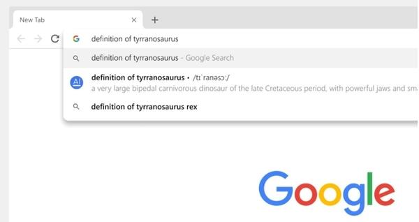 Chrome mostrará respuestas rápidas a las búsquedas en la barra de direcciones, sin que sea necesario abrir una pestaña para esto